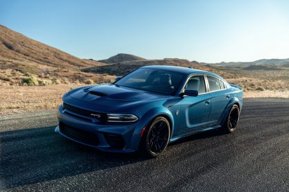 Download 2020 Dodge Charger SRT Hellcat Widebody HD Wallpapers