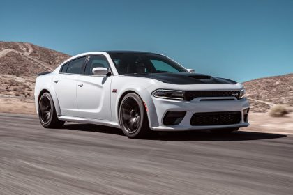 Download 2020 Dodge Charger Scat Pack Widebody HD Wallpapers