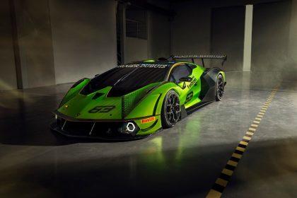 Download 2021 Lamborghini Essenza SCV12 HD Wallpapers