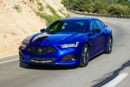 Download 2021 Acura TLX A-Spec HD Wallpapers
