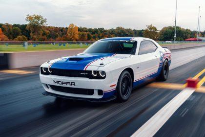 Download 2021 Dodge Challenger Mopar Drag Pak HD Wallpapers