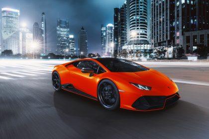 Download 2021 Lamborghini Huracán EVO Fluo Capsule HD Wallpapers