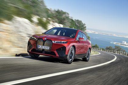 Download 2022 BMW iX HD Wallpapers