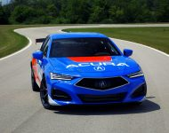 2020 Acura TLX Type S Time Attack Pikes Peak - Front Wallpapers 190x150