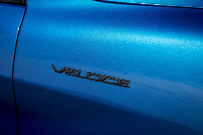 2020 Alfa Romeo Stelvio Veloce - Badge Wallpapers 850x567 #26
