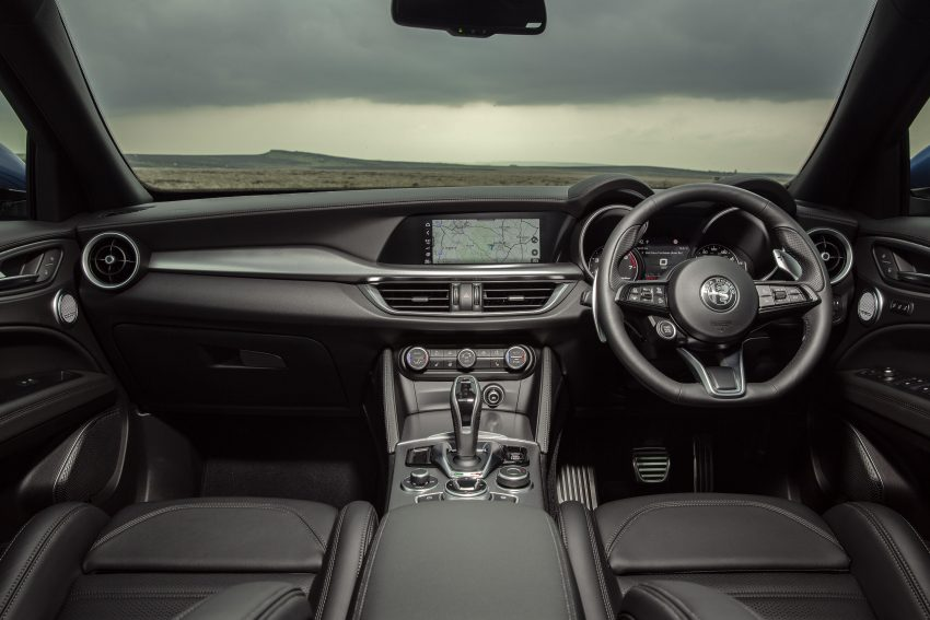 2020 Alfa Romeo Stelvio Veloce - Interior, Cockpit Wallpapers 850x567 #35