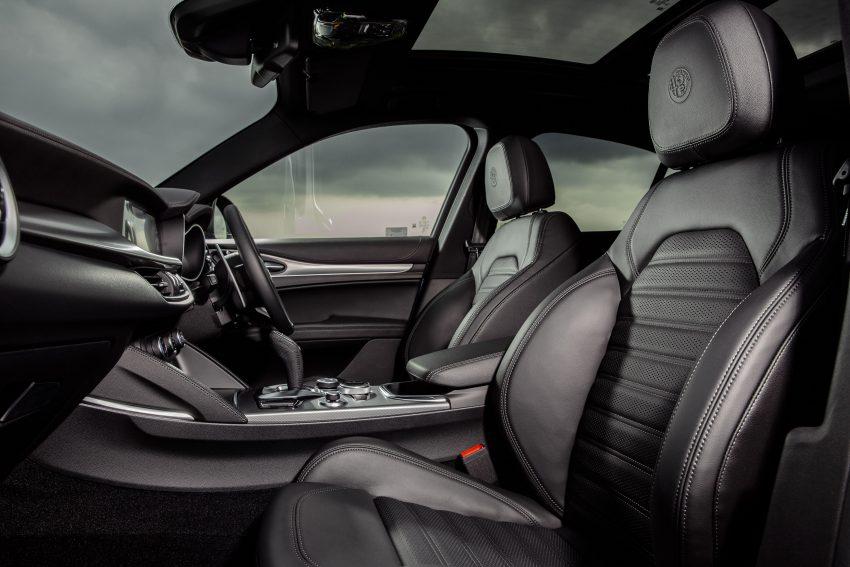 2020 Alfa Romeo Stelvio Veloce - Interior, Front Seats Wallpapers 850x567 #36