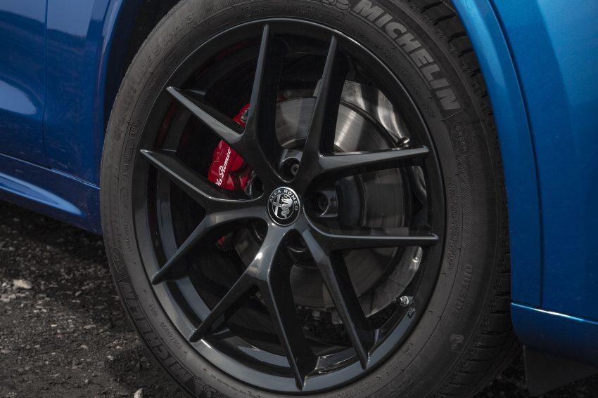 2020 Alfa Romeo Stelvio Veloce - Wheel Wallpapers 850x567 #25