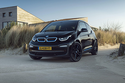 2020 BMW i3 For the Oceans Edition - Front Wallpapers 420x280