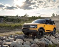2020 Ford Bronco Sport First Edition Preproduction - Front Three-Quarter Wallpapers 190x150