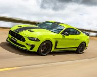 2020 Ford Mustang R-Spec - Front Three-Quarter Wallpapers 190x150