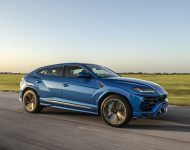 2020 Hennessey Lamborghini Urus HPE750 - Front Three-Quarter Wallpapers 190x150