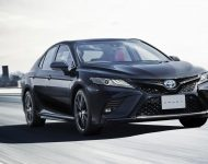2020 Toyota Camry WS Black Edition - Front Three-Quarter Wallpapers 190x150