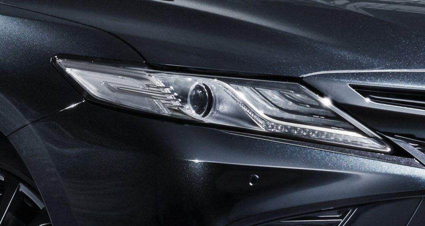 2020 Toyota Camry WS Black Edition - Headlight Wallpapers 850x452 #5