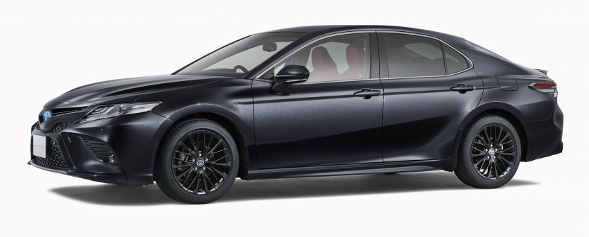 2020 Toyota Camry WS Black Edition - Side Wallpapers 850x342 #2