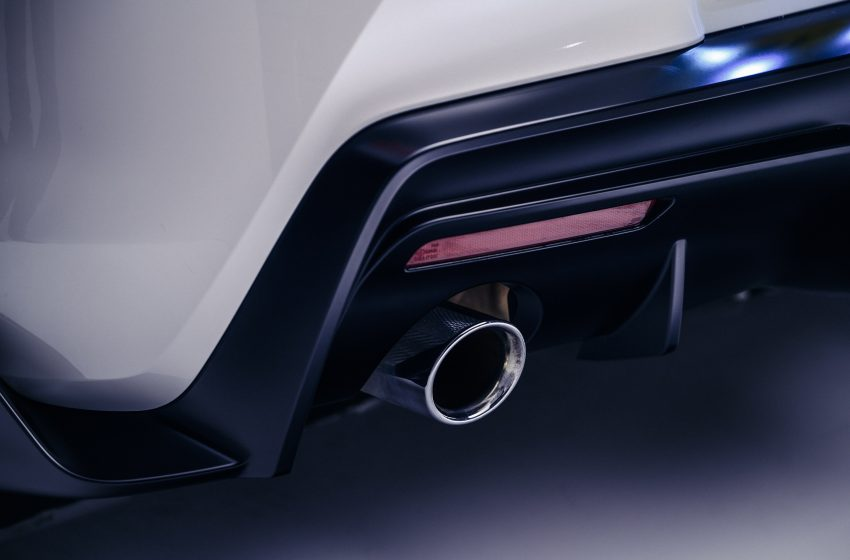 2020 Toyota GR Supra 2.0 Fuji Speedway Edition - Exhaust Wallpapers 850x560 #56