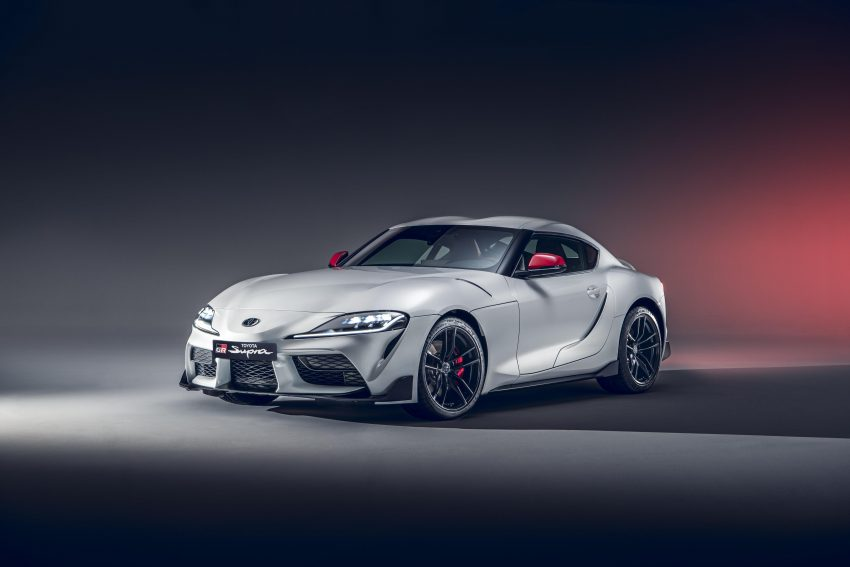 2020 Toyota GR Supra 2.0 Fuji Speedway Edition - Front Three-Quarter Wallpapers 850x567 #35