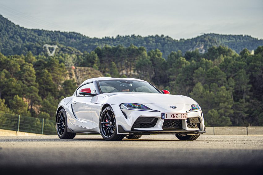 2020 Toyota GR Supra 2.0 Fuji Speedway Edition - Front Three-Quarter Wallpapers 850x566 #18