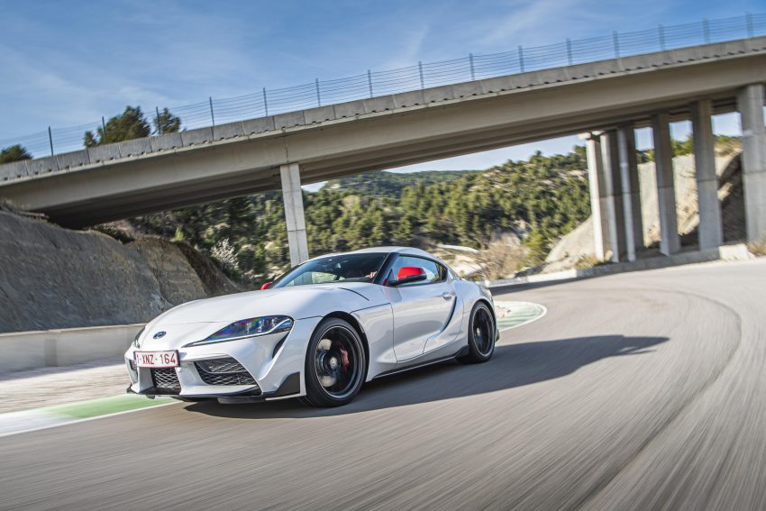 2020 Toyota GR Supra 2.0 Fuji Speedway Edition - Front Three-Quarter Wallpapers 850x567 #4
