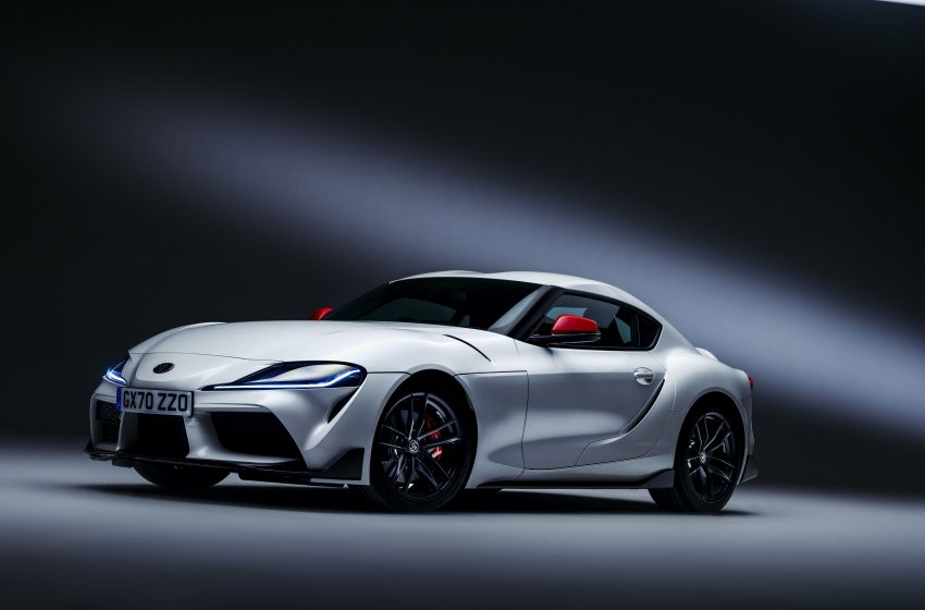 2020 Toyota GR Supra 2.0 Fuji Speedway Edition - Front Three-Quarter Wallpapers 850x560 #42