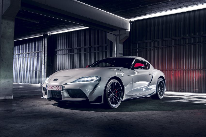 2020 Toyota GR Supra 2.0 Fuji Speedway Edition - Front Three-Quarter Wallpapers 850x567 #27