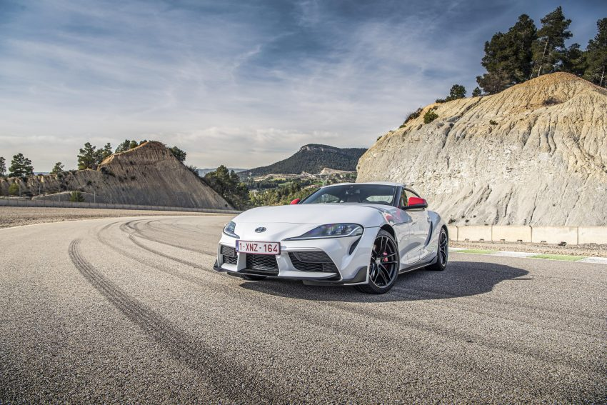 2020 Toyota GR Supra 2.0 Fuji Speedway Edition - Front Three-Quarter Wallpapers 850x567 #19
