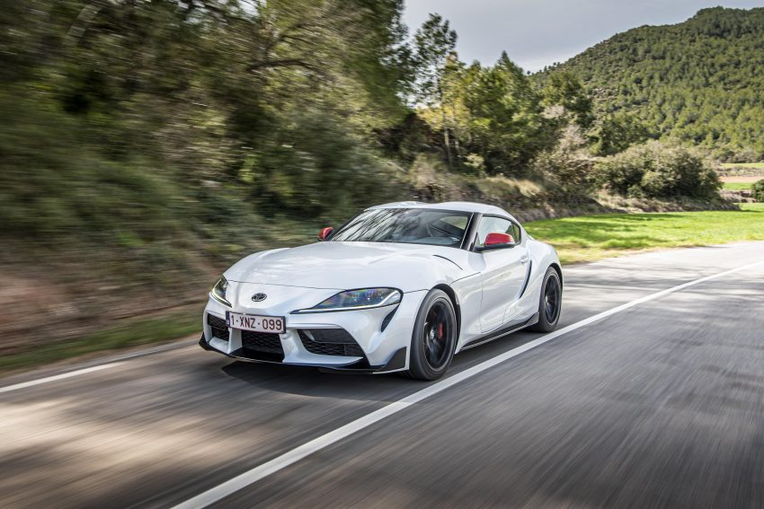 2020 Toyota GR Supra 2.0 Fuji Speedway Edition - Front Three-Quarter Wallpapers 850x567 #6