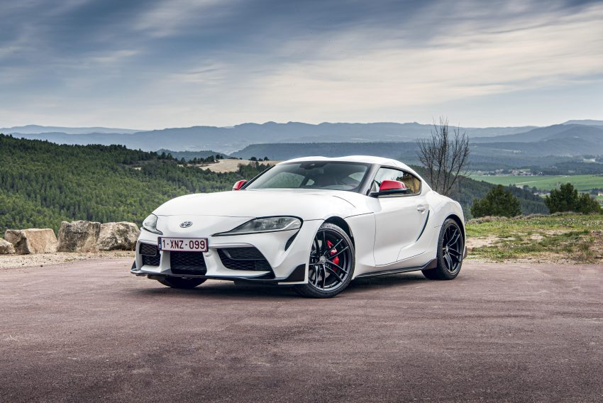 2020 Toyota GR Supra 2.0 Fuji Speedway Edition - Front Three-Quarter Wallpapers 850x568 #20