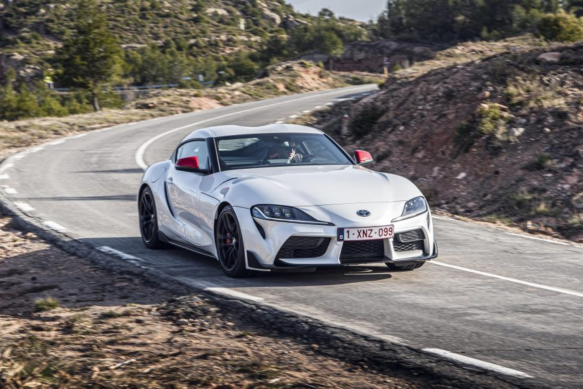 2020 Toyota GR Supra 2.0 Fuji Speedway Edition - Front Three-Quarter Wallpapers 850x567 #7