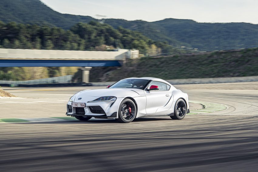 2020 Toyota GR Supra 2.0 Fuji Speedway Edition - Front Three-Quarter Wallpapers 850x567 #8