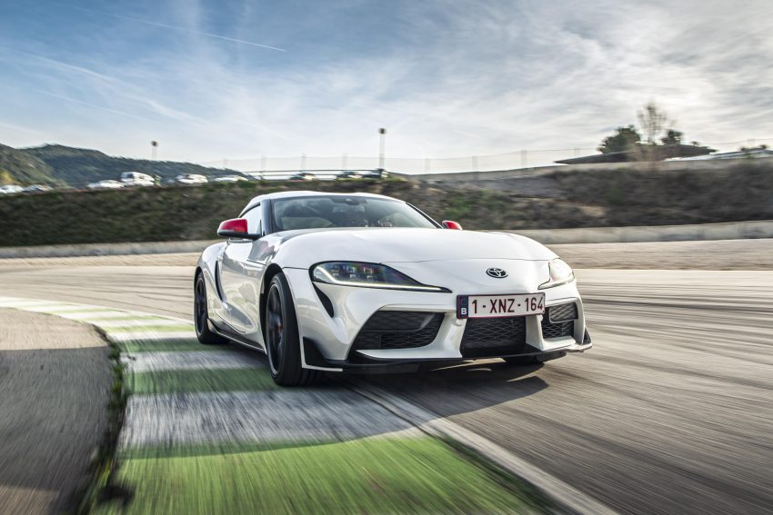 2020 Toyota GR Supra 2.0 Fuji Speedway Edition - Front Wallpapers 850x567 #1