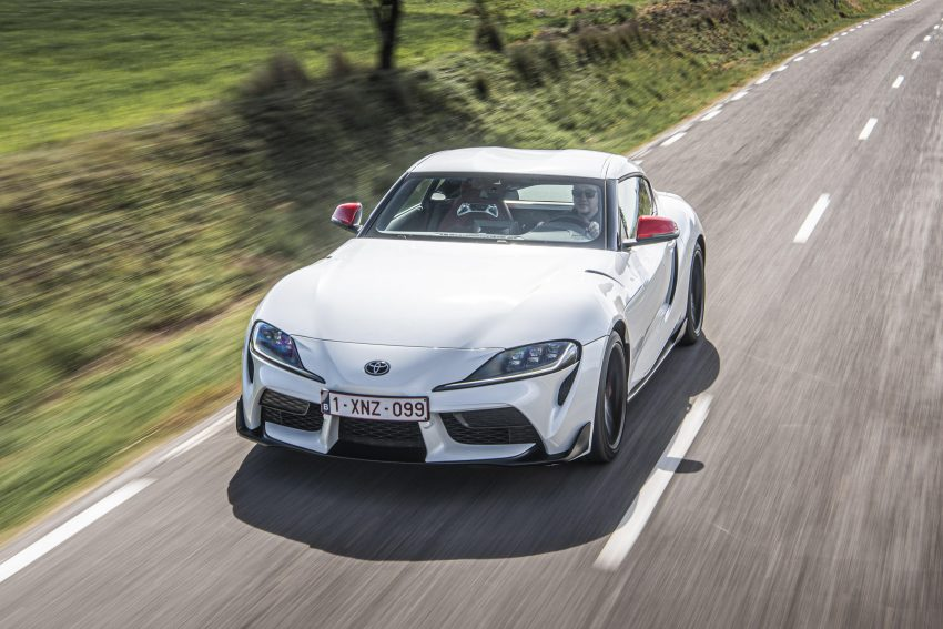 2020 Toyota GR Supra 2.0 Fuji Speedway Edition - Front Wallpapers 850x567 #9