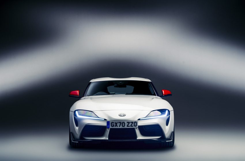 2020 Toyota GR Supra 2.0 Fuji Speedway Edition - Front Wallpapers 850x560 #43