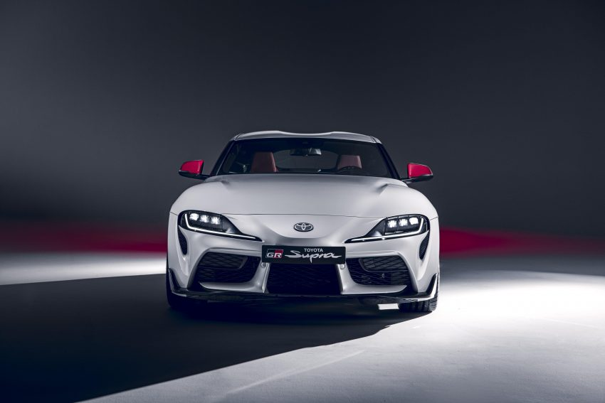 2020 Toyota GR Supra 2.0 Fuji Speedway Edition - Front Wallpapers 850x567 #36