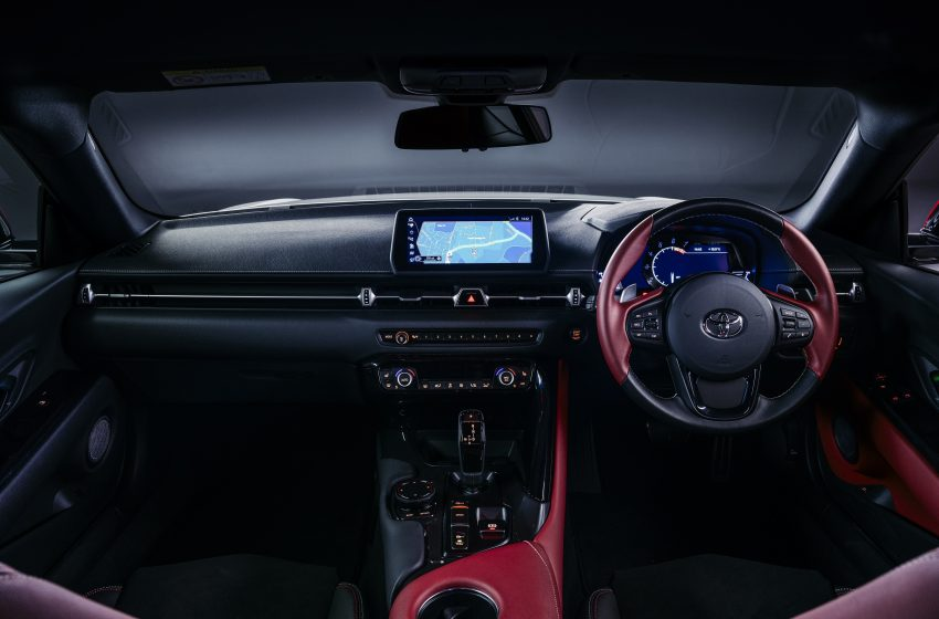 2020 Toyota GR Supra 2.0 Fuji Speedway Edition - Interior, Cockpit Wallpapers 850x560 #61