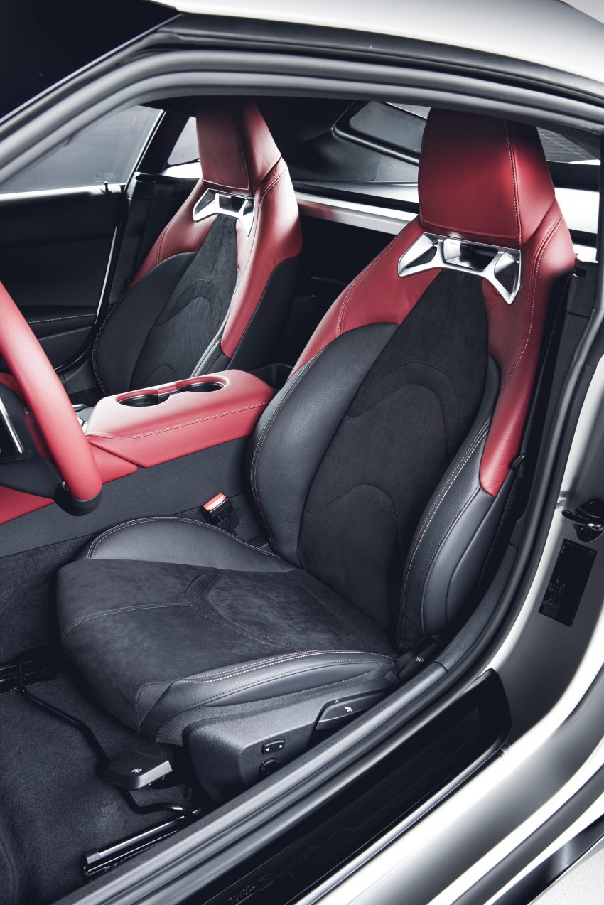 2020 Toyota GR Supra 2.0 Fuji Speedway Edition - Interior, Front Seats Wallpapers 850x1273 #33