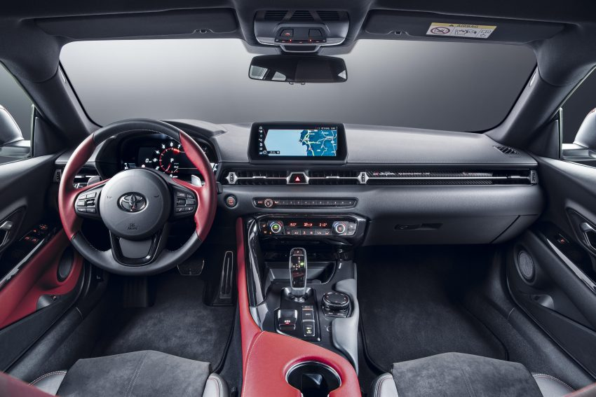 2020 Toyota GR Supra 2.0 Fuji Speedway Edition - Interior Wallpapers 850x567 #34