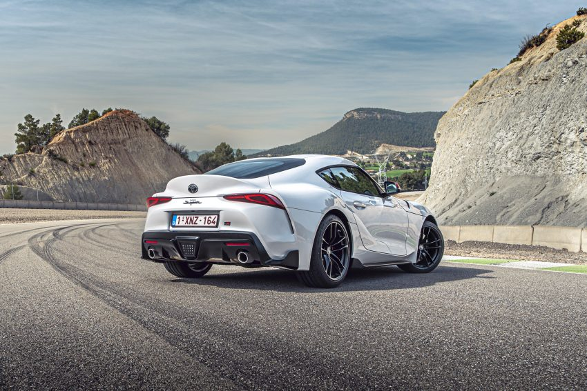 2020 Toyota GR Supra 2.0 Fuji Speedway Edition - Rear Three-Quarter Wallpapers 850x567 #21
