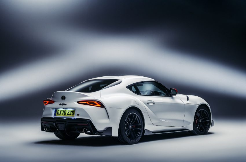 2020 Toyota GR Supra 2.0 Fuji Speedway Edition - Rear Three-Quarter Wallpapers 850x560 #44
