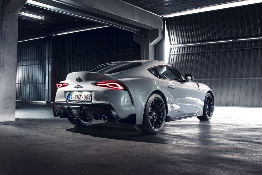 2020 Toyota GR Supra 2.0 Fuji Speedway Edition - Rear Three-Quarter Wallpapers 850x568 #28