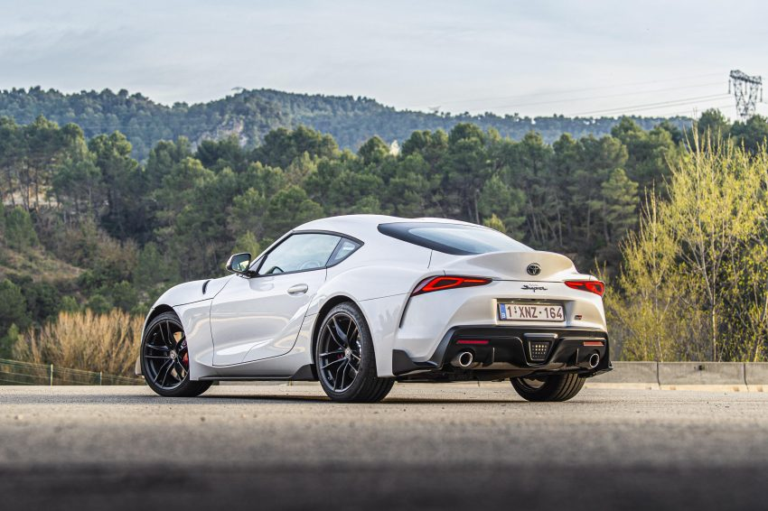2020 Toyota GR Supra 2.0 Fuji Speedway Edition - Rear Three-Quarter Wallpapers 850x566 #22