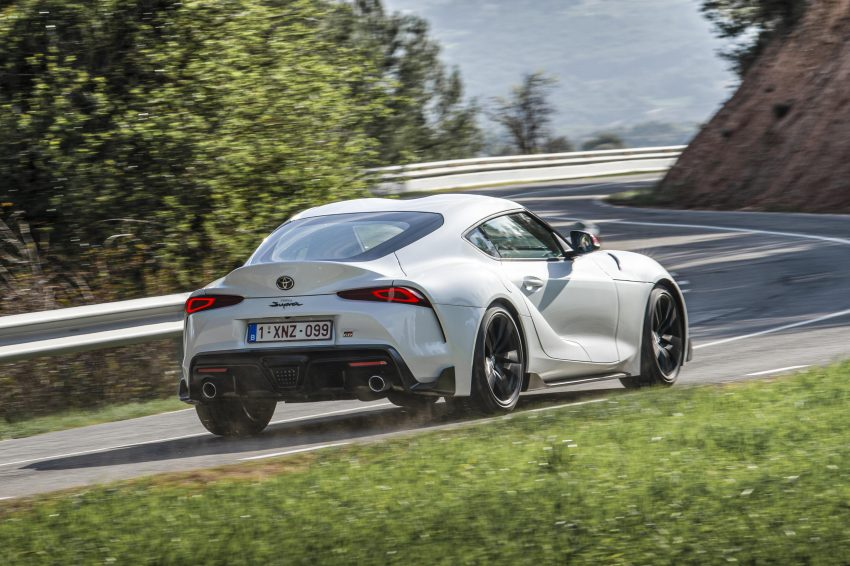 2020 Toyota GR Supra 2.0 Fuji Speedway Edition - Rear Three-Quarter Wallpapers 850x566 #23
