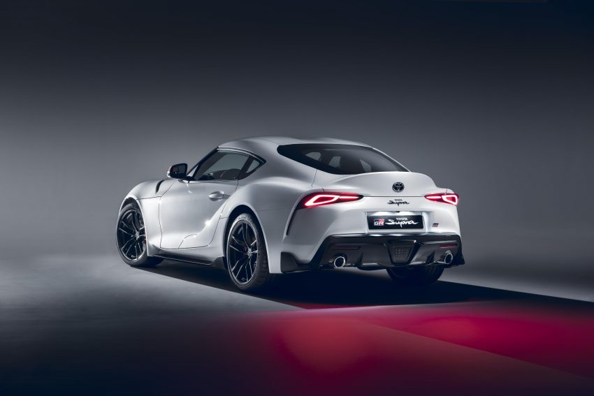 2020 Toyota GR Supra 2.0 Fuji Speedway Edition - Rear Three-Quarter Wallpapers 850x567 #37