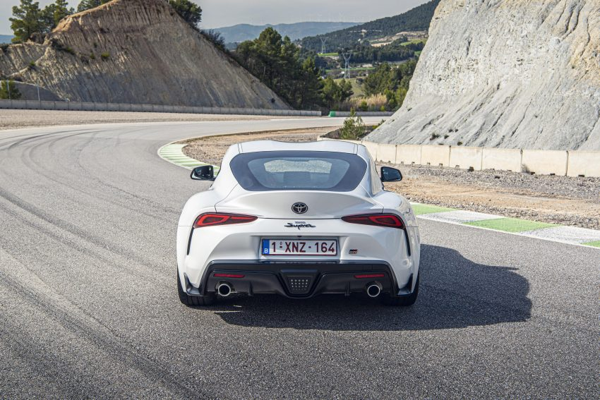 2020 Toyota GR Supra 2.0 Fuji Speedway Edition - Rear Wallpapers 850x567 #25