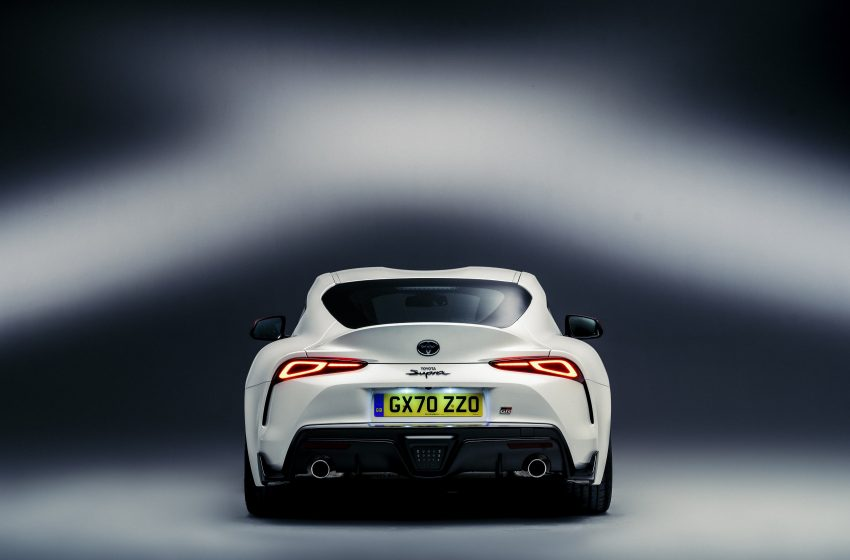 2020 Toyota GR Supra 2.0 Fuji Speedway Edition - Rear Wallpapers 850x560 #47