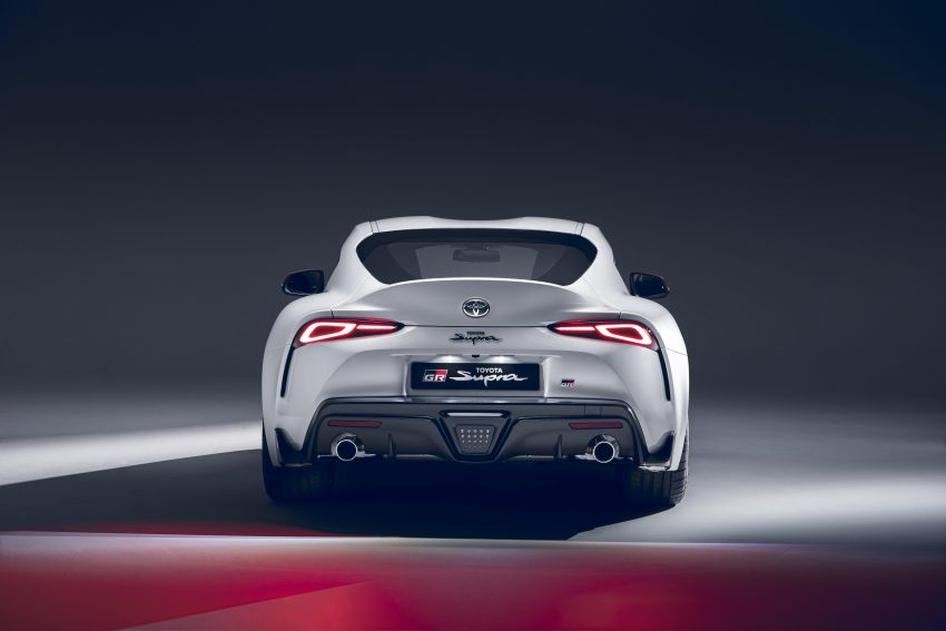 2020 Toyota GR Supra 2.0 Fuji Speedway Edition - Rear Wallpapers 850x567 #38