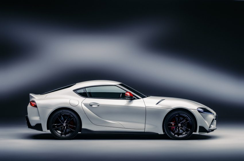 2020 Toyota GR Supra 2.0 Fuji Speedway Edition - Side Wallpapers 850x560 #48