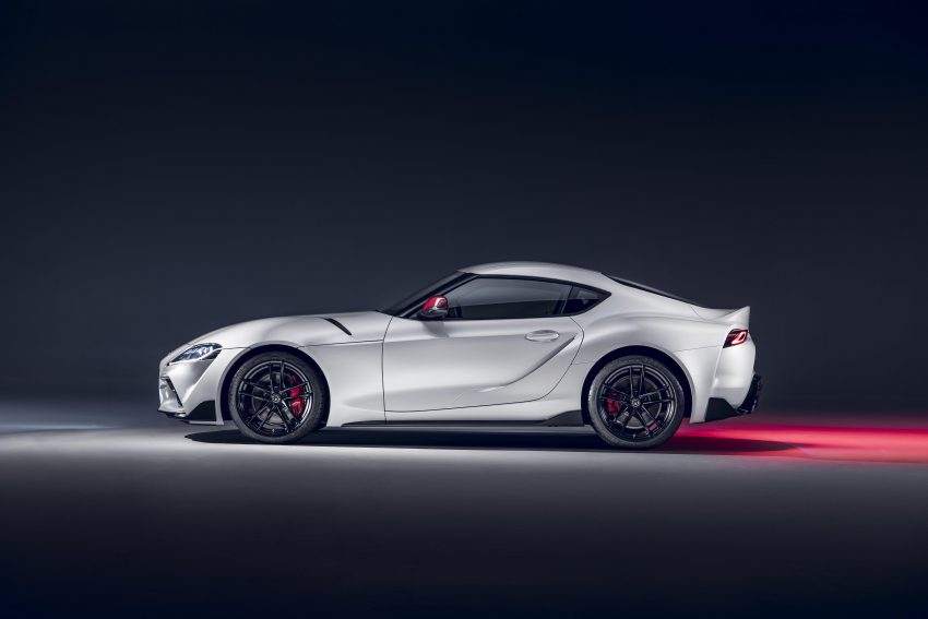 2020 Toyota GR Supra 2.0 Fuji Speedway Edition - Side Wallpapers 850x567 #39