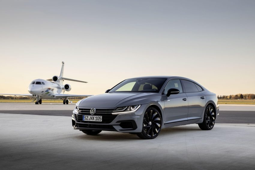 2020 Volkswagen Arteon 4Motion R-Line Edition - Front Three-Quarter Wallpapers 850x567 #9