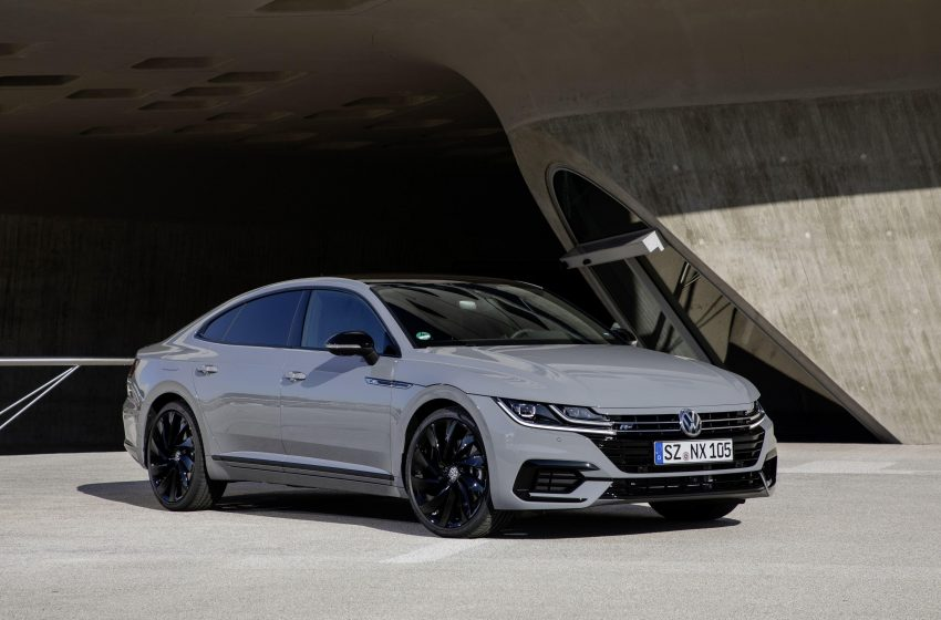 2020 Volkswagen Arteon 4Motion R-Line Edition - Front Three-Quarter Wallpapers 850x560 #17
